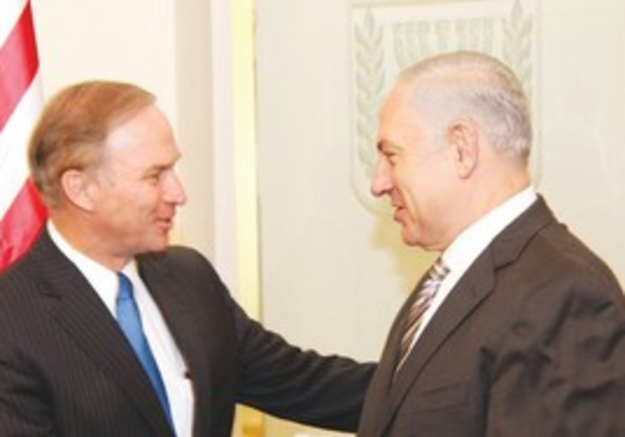 REP. Randy Forbes of Virginia meets with PM