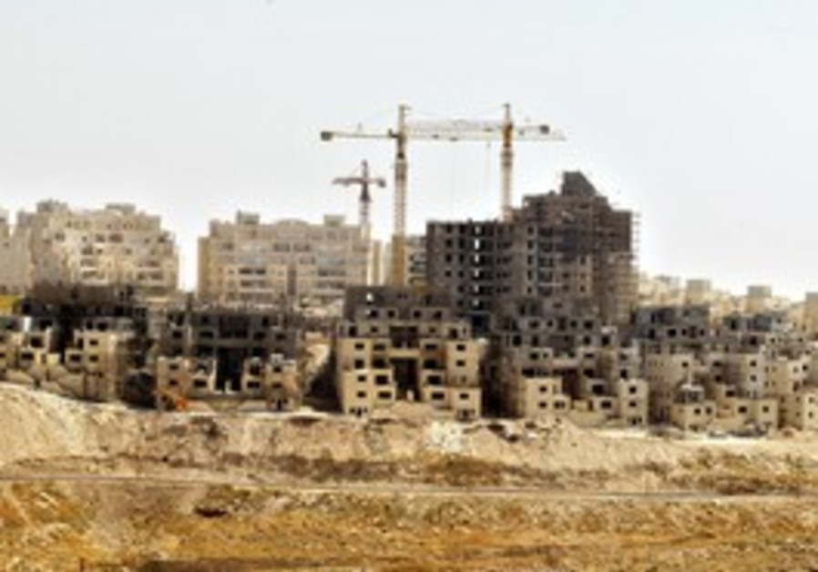 Maaleh Adumim development
