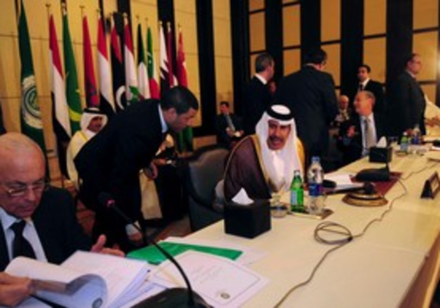 Qatar PM, talks to Arab League Secretary-General