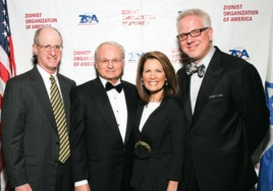 ZOA's Tisch and Klein with Beck and Bachmann