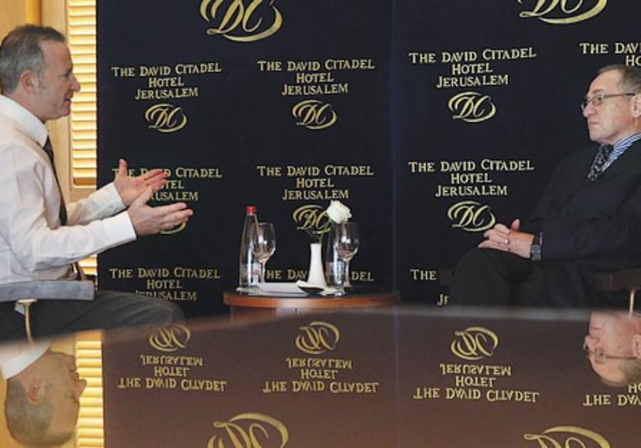 Steve Linde  interview at The David Citadel Hotel