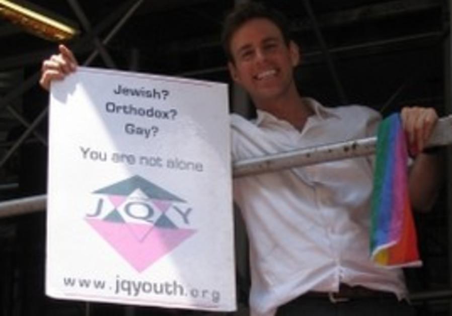 Mordechai Levovitz of Jewish Queer Youth