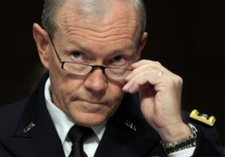 US General Martin Dempsey