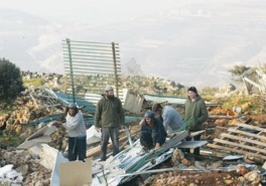 Outpost demolition [file]