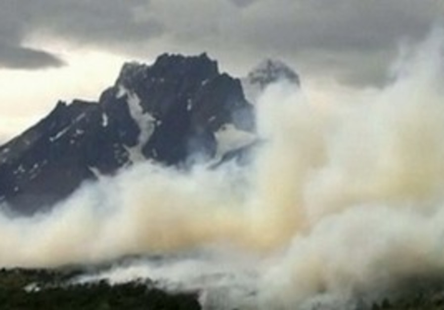 Fires in Chile, Torres del Paine national park