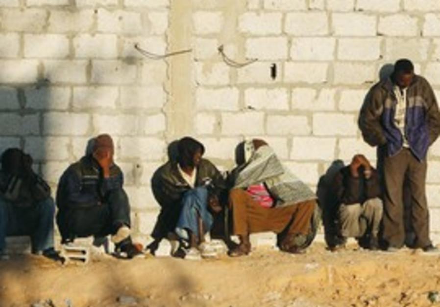 Eritrean migrants, Sinai