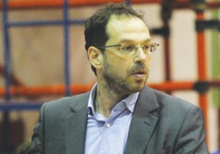 Sharon Druker, Hapoel Jerusalem coach