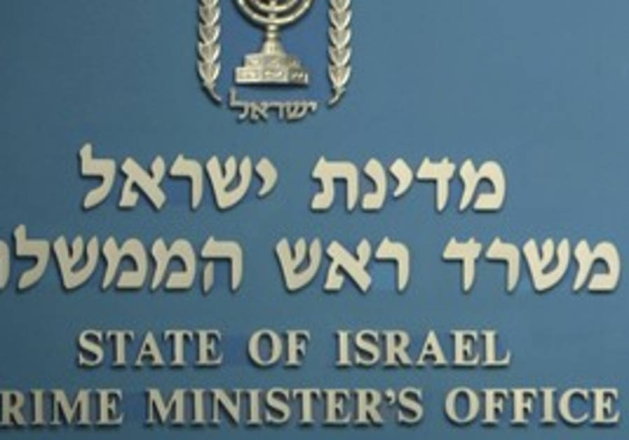 Prime Minister's Office in Jerusalem
