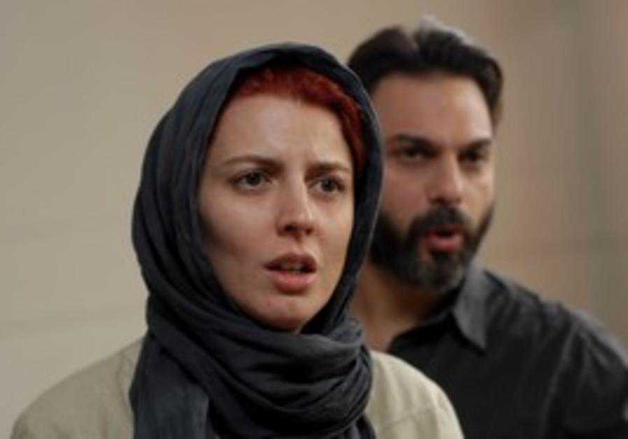 """Still from Iranian film """"A Separation."""""""
