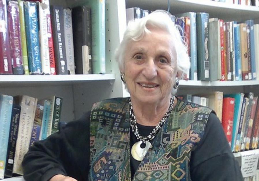 Naomi Katz, 85, from Philadelphia.