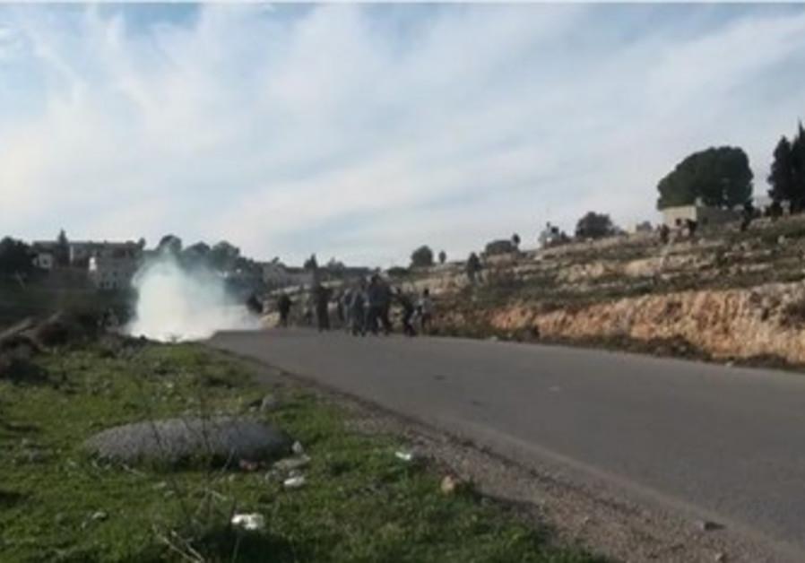 Nabi Saleh demonstration
