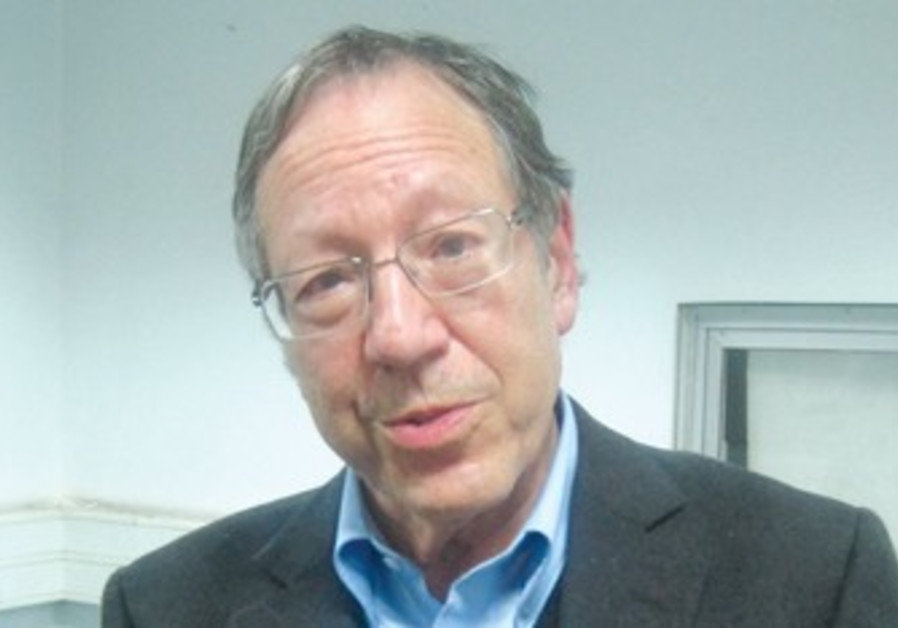 IRWIN COTLER addressing 'Jerusalem Post' editors