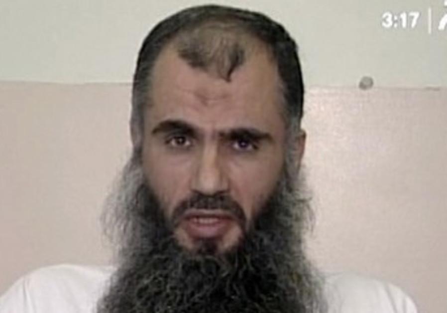 ABU QATADA in British jail