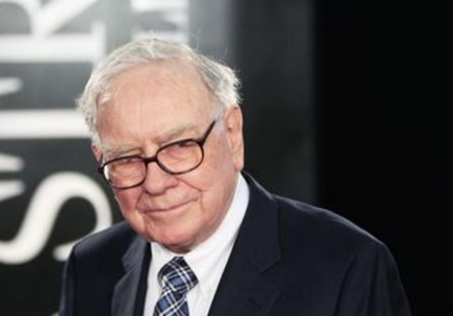 Warren Buffet [file photo]
