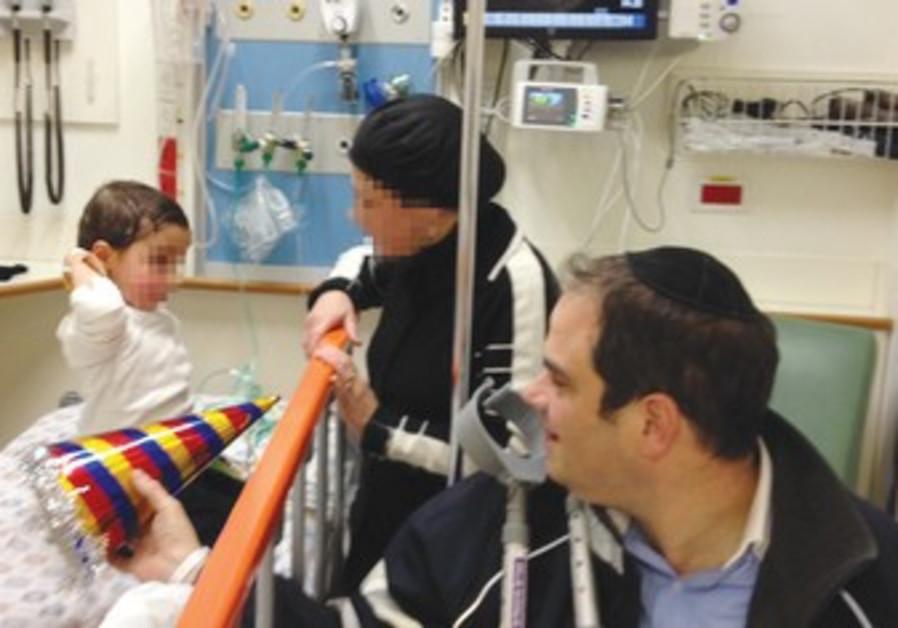 United Hatzalah president Eli Beer