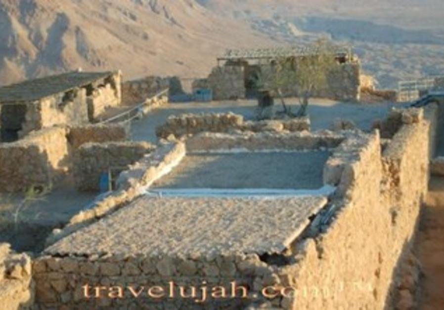 Masada - Herod's Winter Home