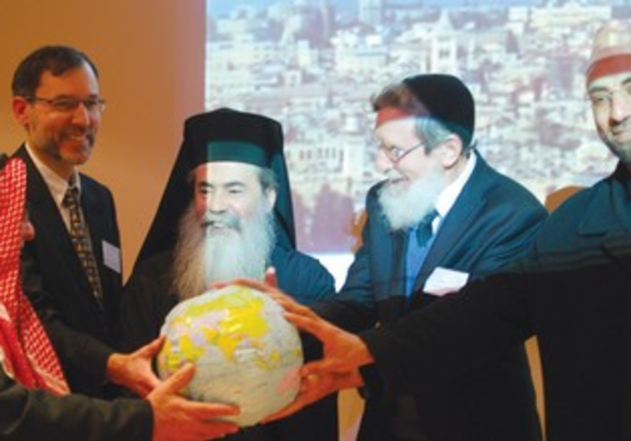 Religious leaders unite to bless sustainability