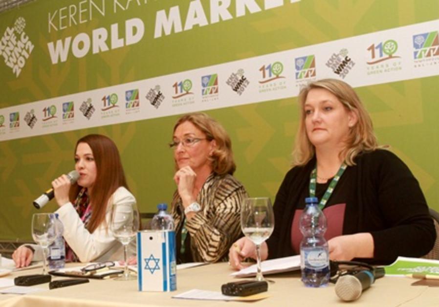 Panel on KKL-JNF involvement in international pro