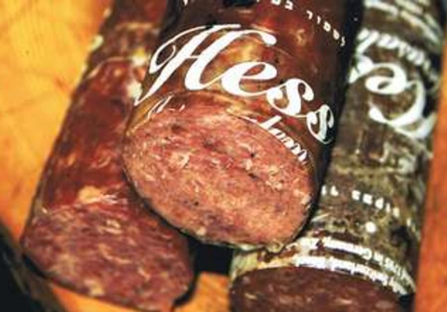 Hess sausages