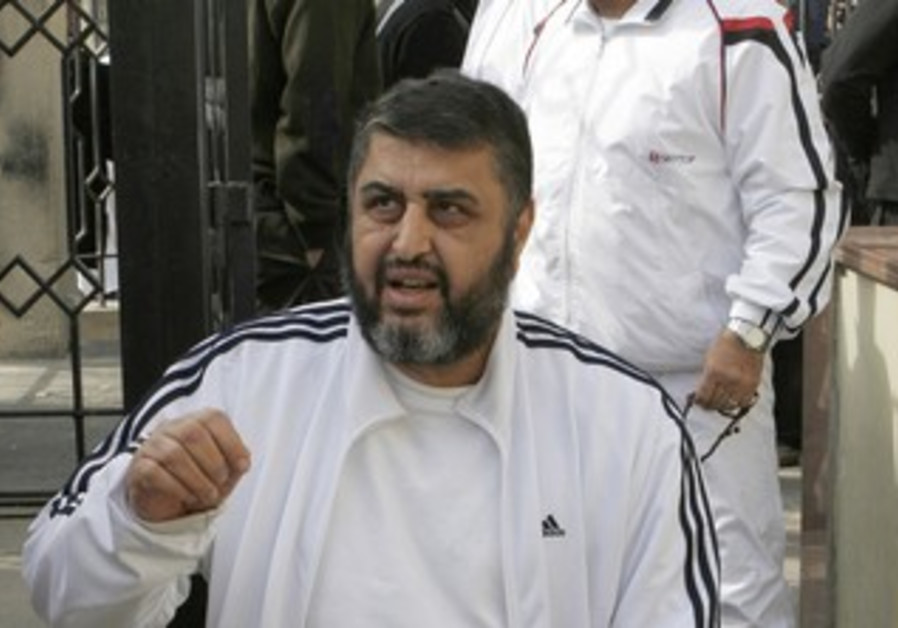 Muslim Brotherhood, FJP's Khairat al-Shater