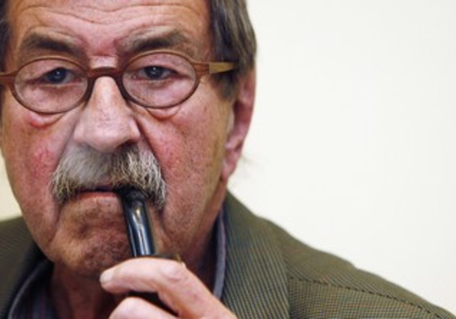 German writer Günter Grass