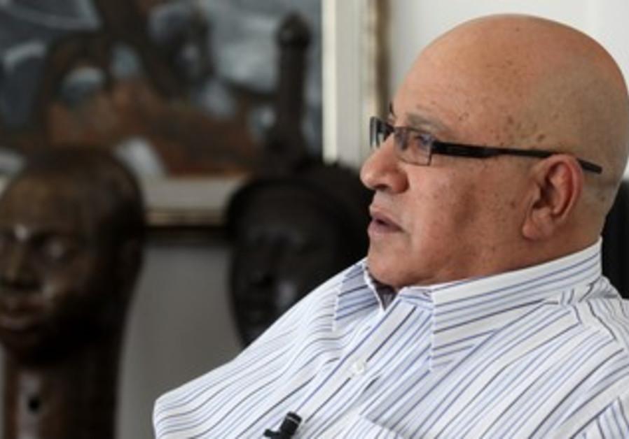 Former Mossad chief Meir Dagan