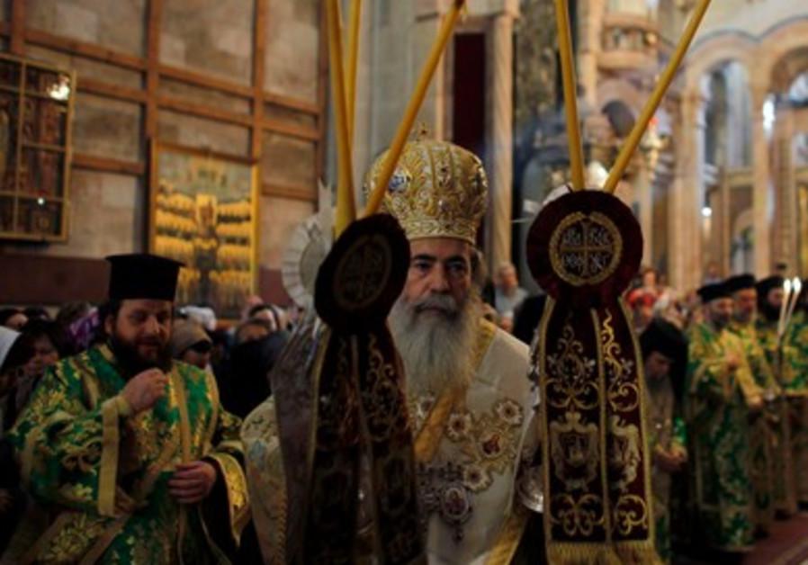 Greek Orthodox Patriarch of Jerusalem