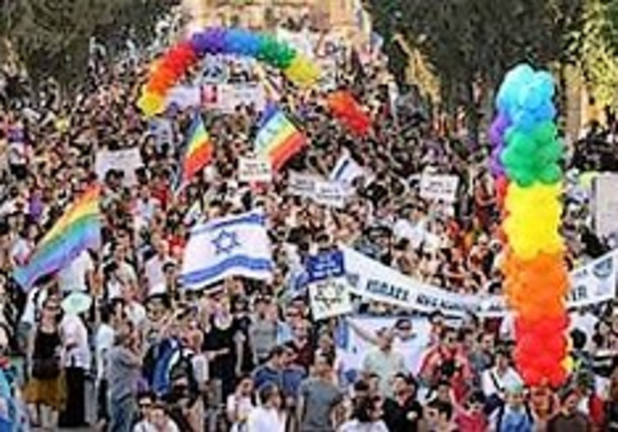 Gay pride being used to promote Israel abroad