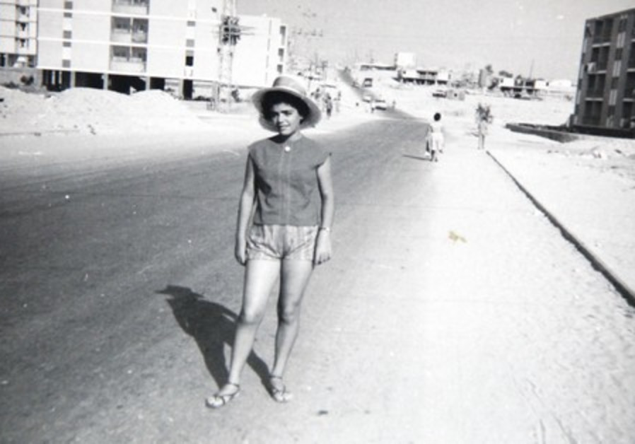 Peggy Cidor in Ashdod