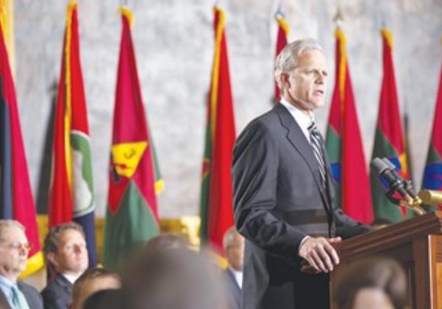 US envoy Michael Oren