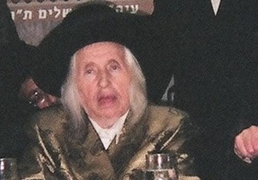Rabbi Menachem Mendel Taub