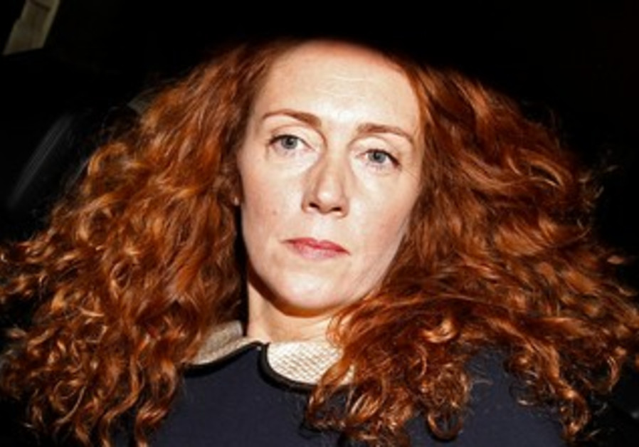 Former News International CEO Rebekah Brooks