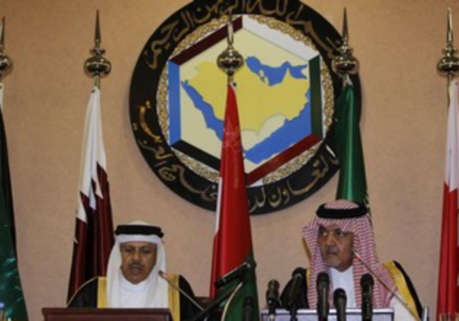 Saudi Arabia's FM and GCC Secretary-General