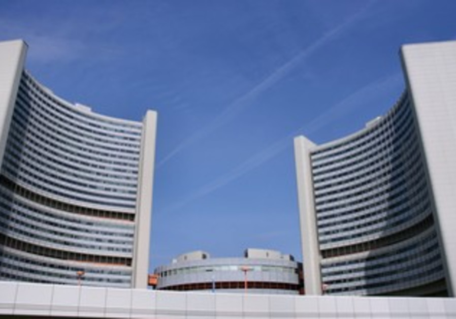 UN offices in Vienna