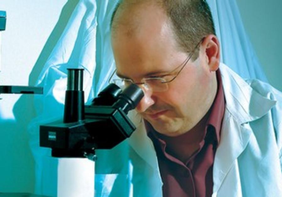 Prof. Lior Gepstein of Rambam Medical Center