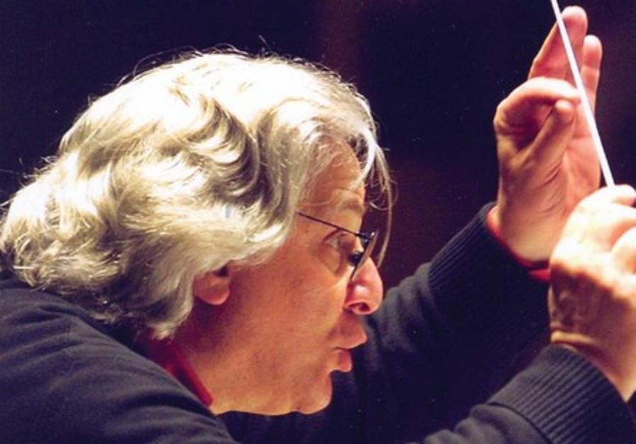 Conductor Murray Sidlin