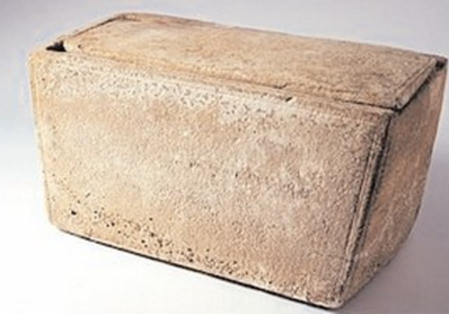 burial box