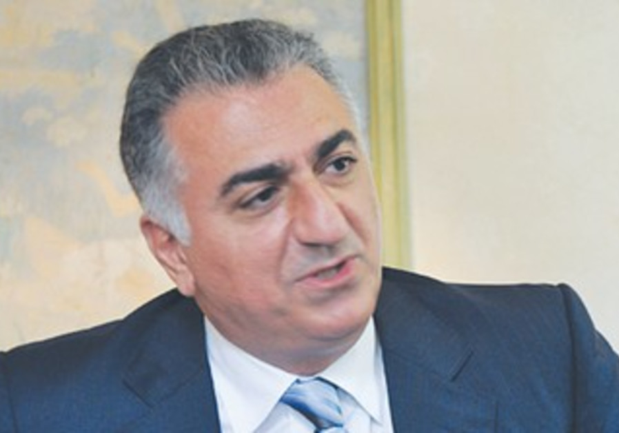 Prince Reza Pahlavi