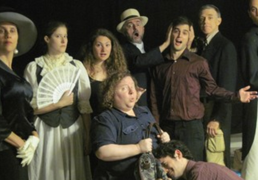 The Importance of Being Earnest cast