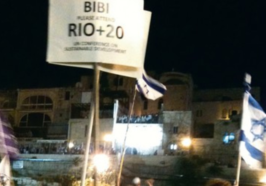 Activists call on PM to attend Rio+20