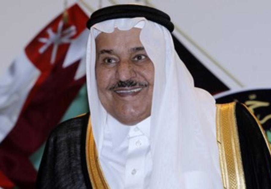 The late Saudi Crown Prince Nayef bin Abdul-Aziz
