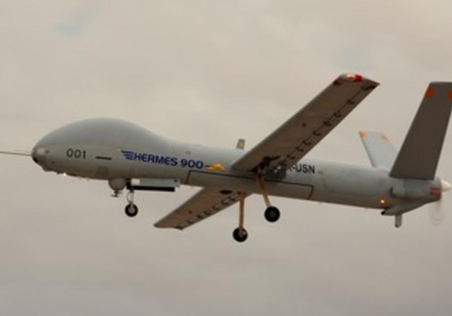 Elbit Systems' Hermes 900 UAV