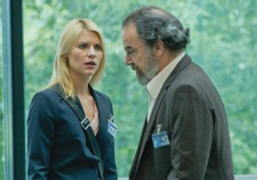 MANDY PATINKIN stars opposite Claire Danes