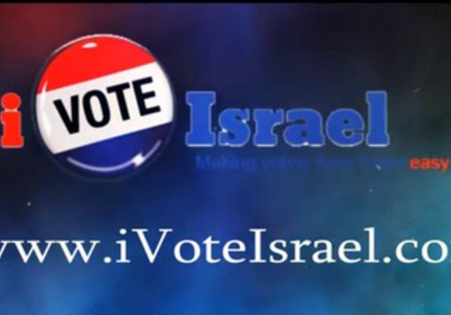 iVoteIsrael campaign targets Anglos in Israel