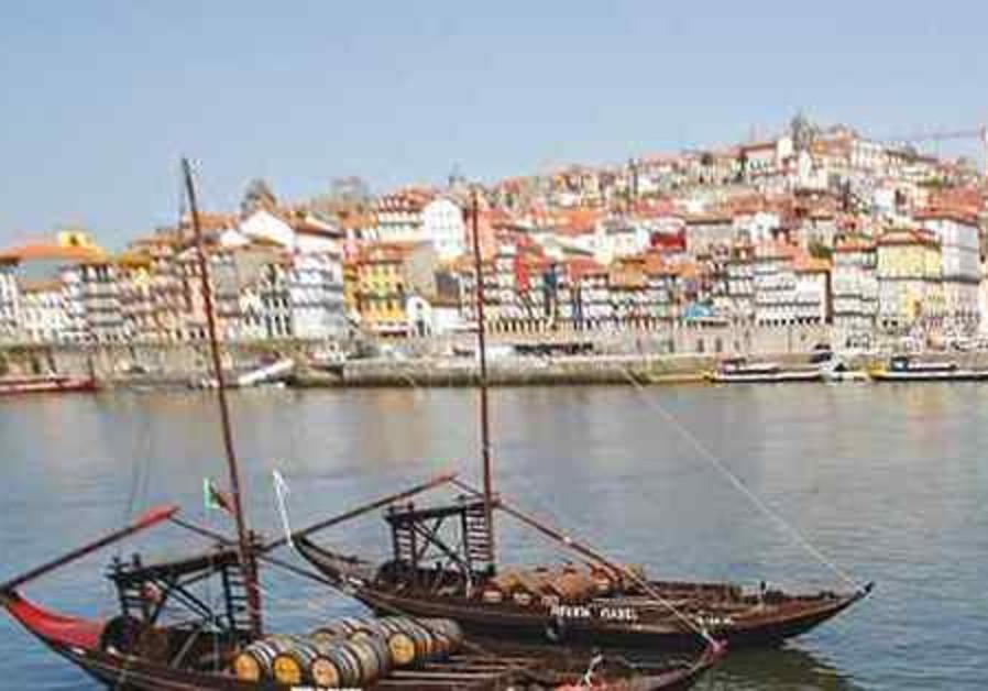 De Lisbonne à Porto