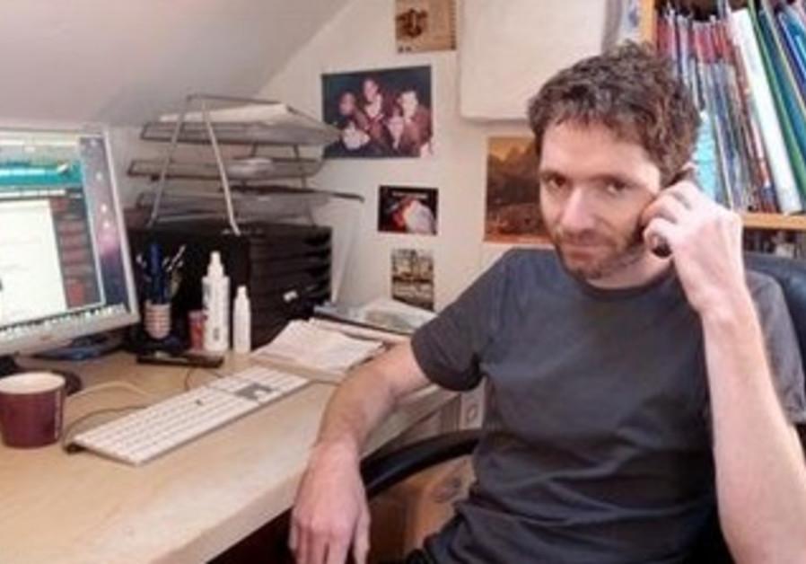 'Haaretz' reporter Uri Blau