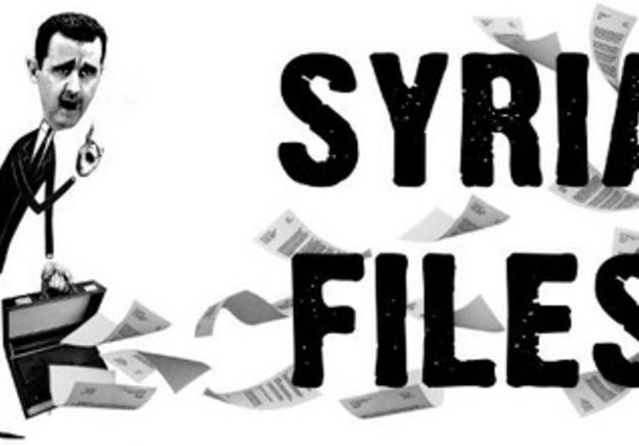 Wikileaks: Syria Files