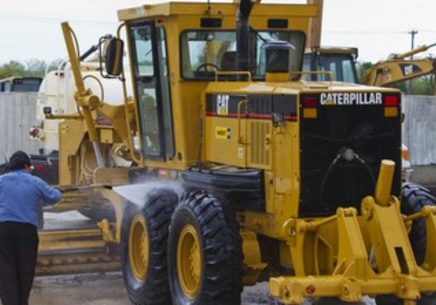Caterpillar among targets for divestment