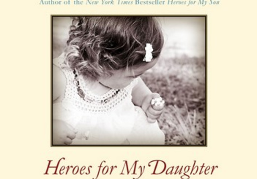 Brad Meltzer's 'Heroes for My Daughter'
