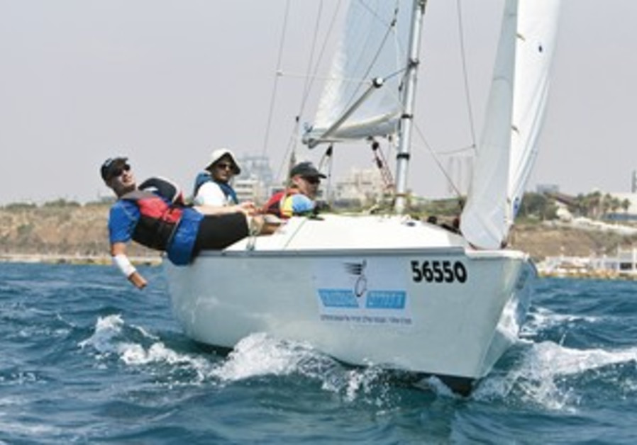 Israeli athletes train for Paralympic Games
